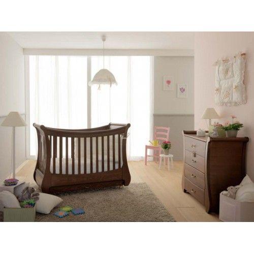 Cool Erleben Sie magische Momente mit dem Babyzimmer Set RETRO SWING ART dieses spezielle Babybett