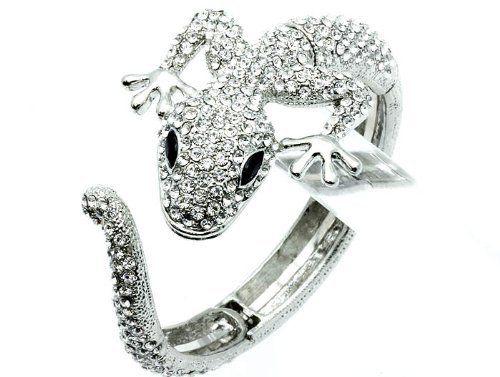 BRACELET METAL HINGE Clear Fashion Jewelry Costume Jewelry fashion accessory Beautiful Charms Beautiful Charms Annys fashion jewelry. $17.25. CRYSTAL STONE , BRACELET METAL HINGE Clear. Fashion Jewelry, BRACELET METAL HINGE Clear. BRACELET METAL HINGE Clear. Save 31% Off!