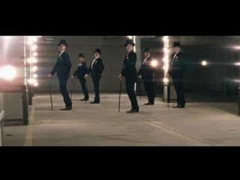 Sam Sparro - 'Black and Gold' (2nd version). Music video from the 'Sam Sparro' album.