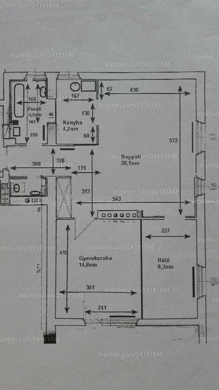 Pár lakásos társasházban teljes körűen minőségi anyagokkal felújított (víz, villamos rendszer, kondenzációs