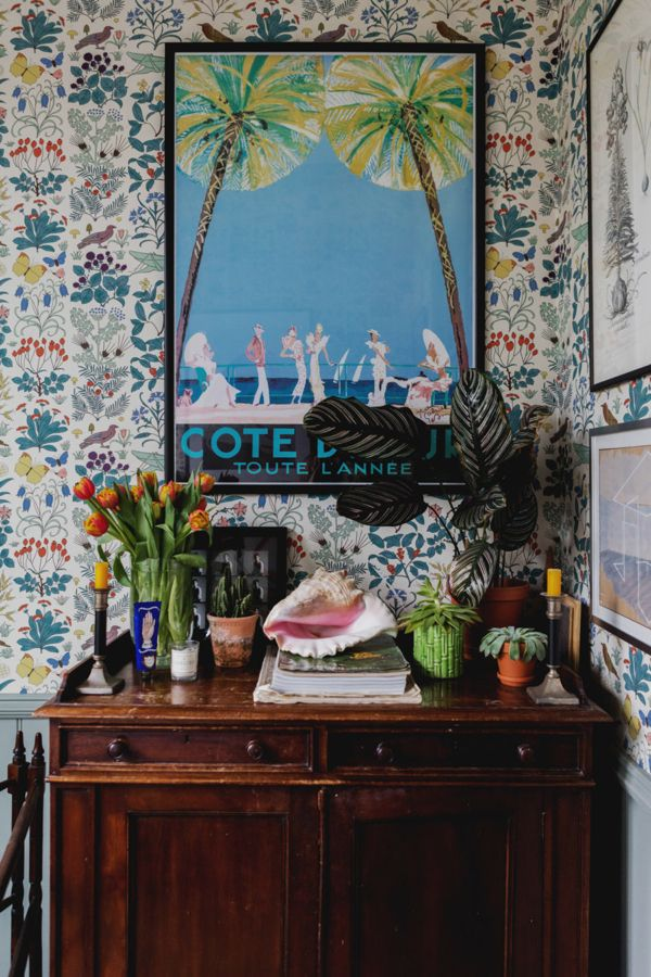 A Home That's All About Color and Maximalism