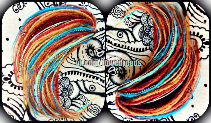 red double ended dreads. zo kul!)))) #dreads #handmade #diy #дреды #дедреды #плетение #волосы #hair #безопасныедреды #натуральныеволосы #thehate #дредымосква #red #redhead #fire #рыжий #рыжеволосые #косы #афрокосы #braids