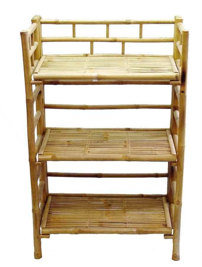 Bamboo54 Bamboo Shelf Cabinet (5404) | ShopLadder