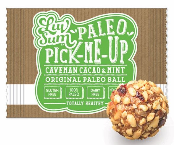 New Pick-me-Up Luv Sum Protein and Paleo Balls