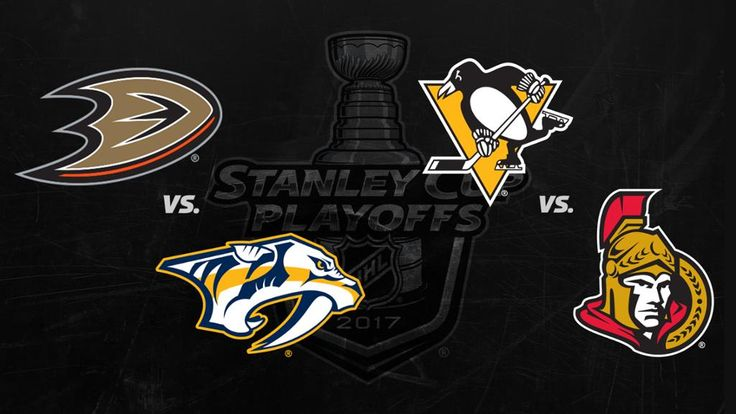 CONFERENCE FINAL:  Stanley Cup Playoffs Conference Finals schedule  Penguins, Senators, Ducks, Predators continue quest for championship  -  May 11, 2017