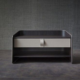 CONTEMPORARY NIGHTSTAND WITH DARK SHADES | The perfect nightstand for modern bedroom decors | www.bocadolobo.com #bedroomdesign #bedroomfurniture