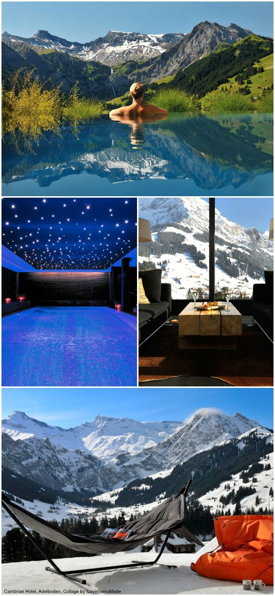 45 best The Cambrian Hotel images on Pinterest | Adelboden ...