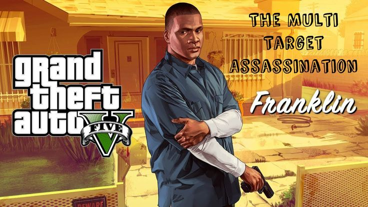 GTA 5 - Mission #34 - The Multi Target Assassination