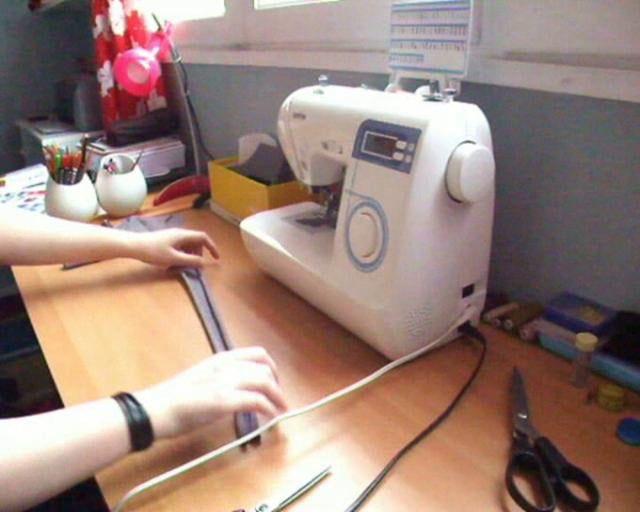 Thread&needles - Comment coudre un biais en jersey - Vidéo