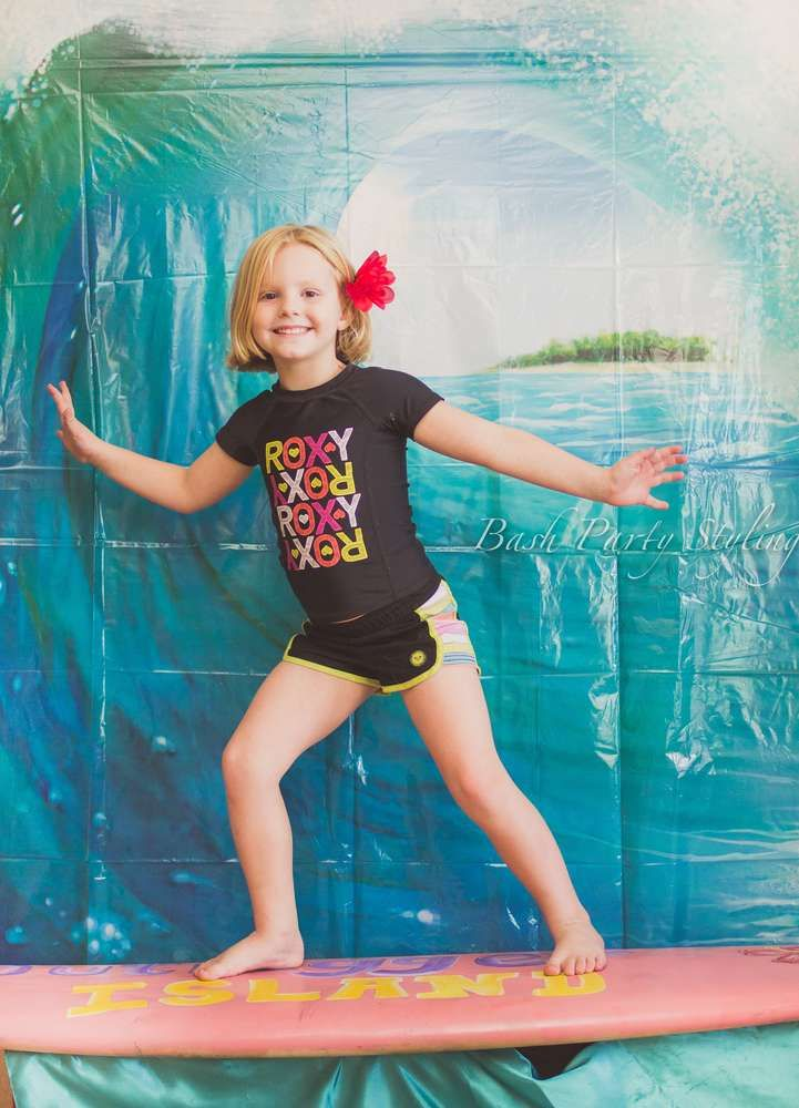 Teen Beach Movie Birthday Party Ideas | Photo 1 of 19 | Catch My Party