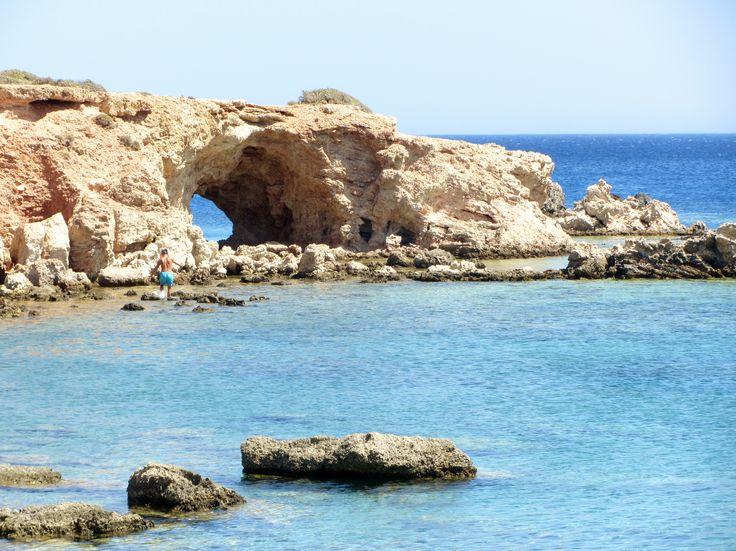 Mare bellissimo. Spiaggia di Votsalakia. Sassi. #Karpathos #Beach #Sea #Greece #Colours