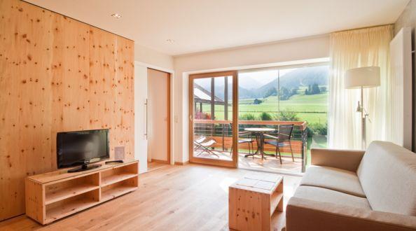 Lascatevi affascinare degli appartamenti moderni della Residence Tolderhof