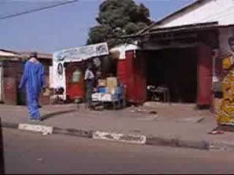 Serrekunda, Gambia, April 2008 #ToniJackman #Serrekunda #Gambia