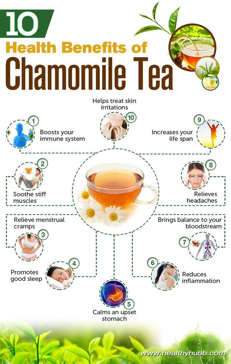 10 Health Benefits of Drinking Chamomile Tea. #healthy #food #nutrition… I grew up on chamomile tea, cold in a pitcher in the refrigerator. It is supposed to be a good rinse for natural blondes!