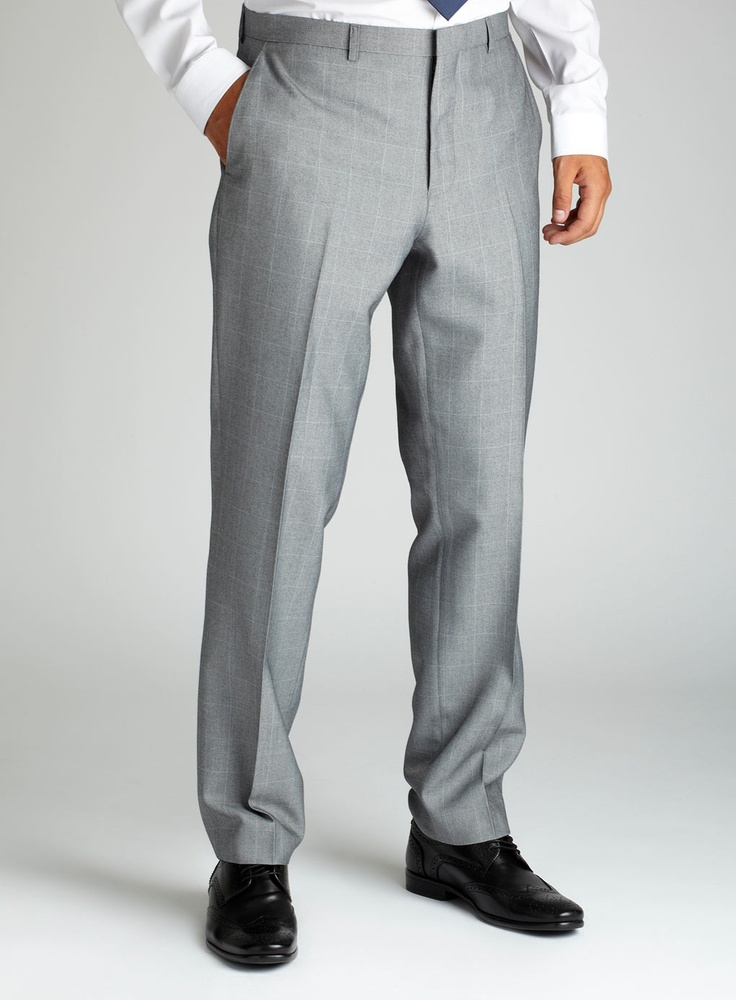 1000  ideas about Grey Check Suit on Pinterest | Custom suits