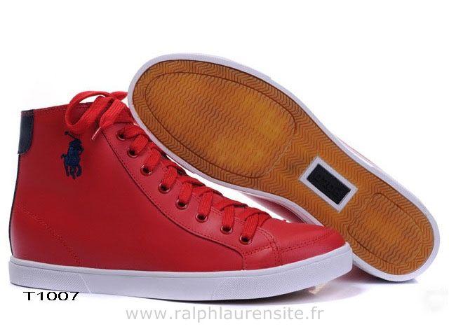 hiver officiel ralph lauren daymond rose chaussures baskets basses femme  51haute q. LRG dcea9e8abe4