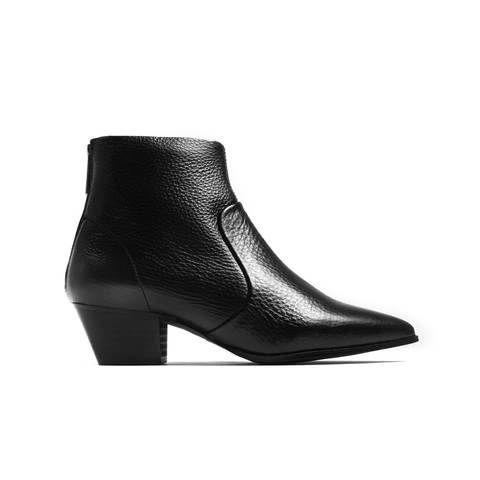 Brooks Black Leather