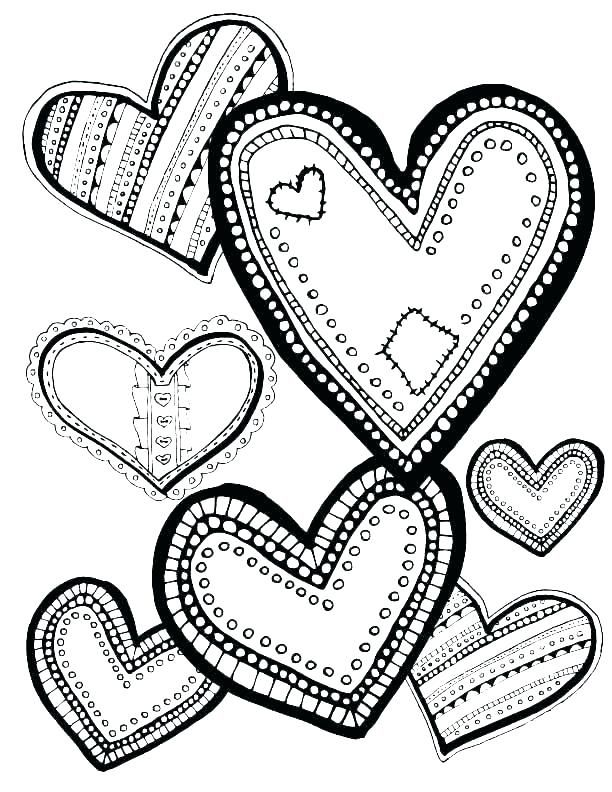 Valentine Heart Coloring Pages Best Coloring Pages For Kids Heart Coloring Pages Valentine Coloring Pages Love Coloring Pages
