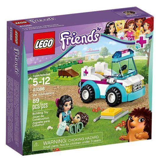 LEGO Friends 41086 Vet Ambulance $18