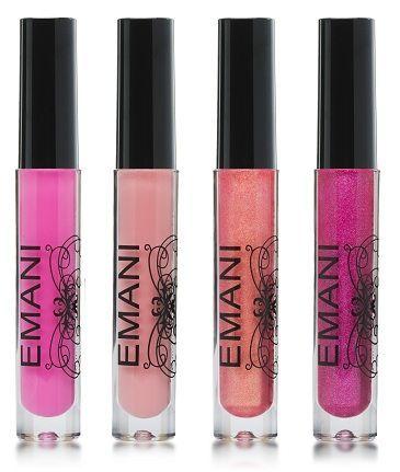 Emani Vegan Cosmetics, Lip Shine