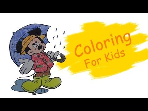Coloring Pages For Kids With Disney Mickey Mouse Coloring Book Pi n' Mo