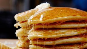 Happy National Pancake Day! IHOP Is Giving Away Free Short Stacks
