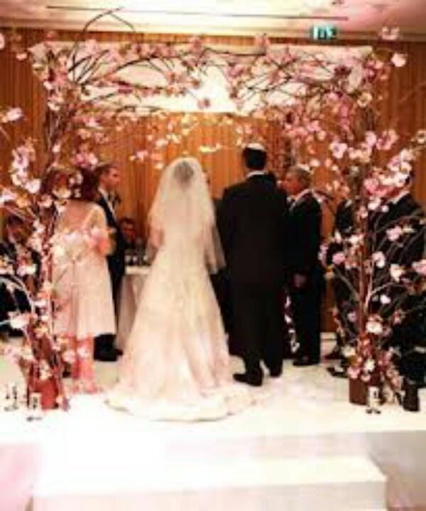 Jewish Wedding Altar: Wedding Ideas