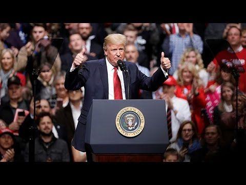 LIVE: President Donald Trump Rally in Harrisburg, Pennsylvania 4/29/2017...