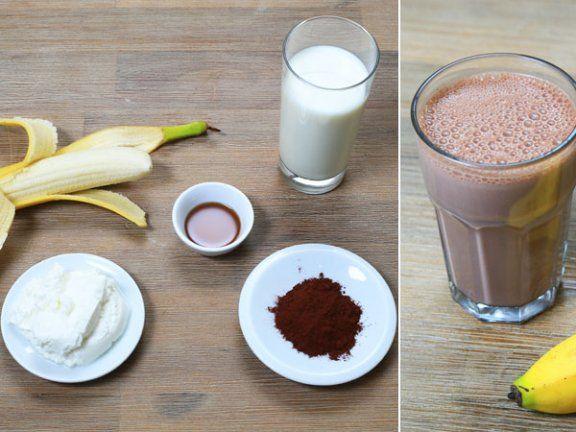 ber ideen zu eiwei shake auf pinterest protein shake muskelaufbau eiweiss und eiwei. Black Bedroom Furniture Sets. Home Design Ideas
