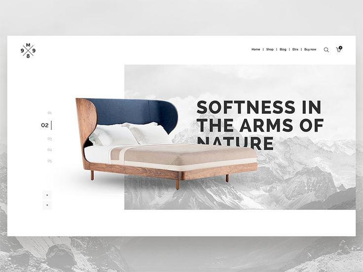 Slide no 2 - Furniture for website