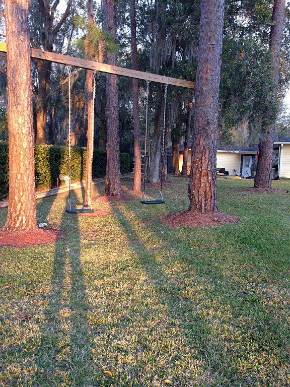 Best 25 Tree Swings Ideas On Pinterest Kids Swing