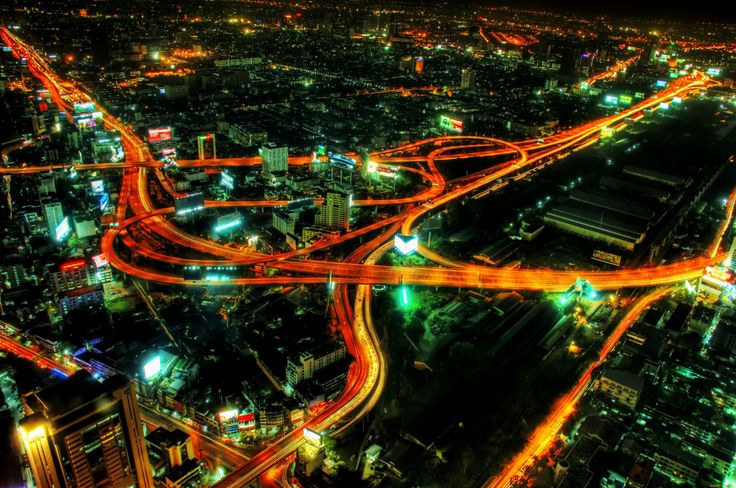 города, бангкок, таиланд, bangkok