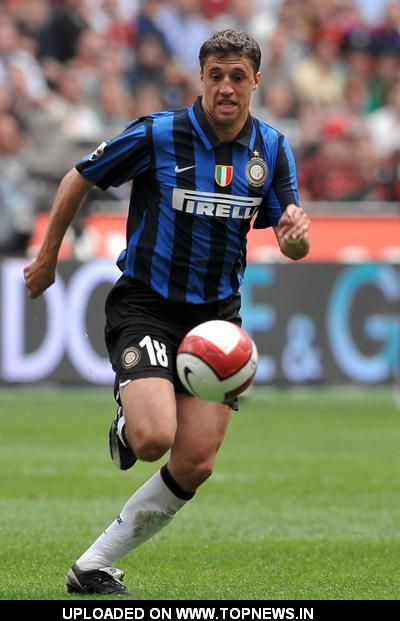 Hernan Crespo, Internazionale (2002-2003; 2006-2009)