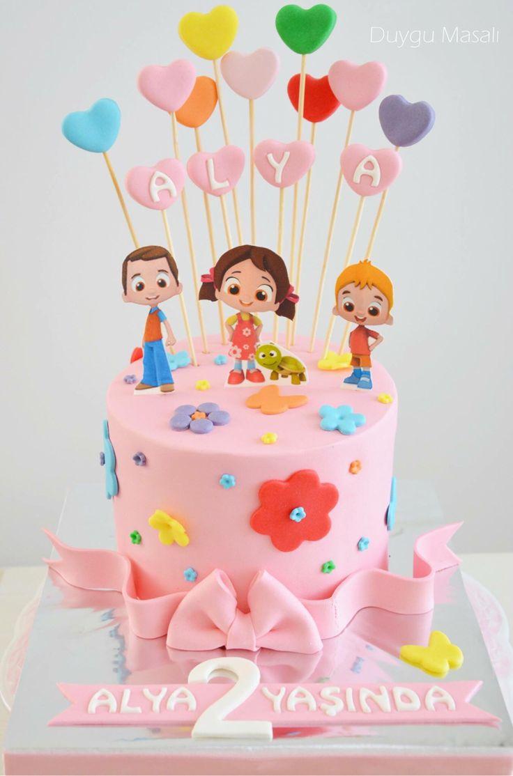 Alya 2 Yaşında! duygumasali.com #niloya #niloyapasta #dogumgunupastasi #2yasdogumgunu #like #cake #food #delish #yum #yummy #pink #cookie #amazing #picoftheday #photooftheday #cartoon #edirne #edirnepasta #edirnebutikpasta #sekerhamuru #gumpaste #sugarart #fondant #pastamodeli #delicious