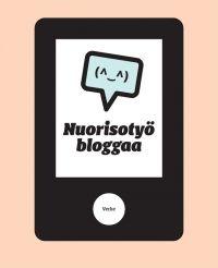 Kuvaus: Nuorisotyö bloggaa on opas blogien ja blogitoiminnan hyödyntämiseen nuorten parissa tehtävässä työssä. Opas lähestyy aihetta nuorisotyöllisestä näkökulmasta ja pohjautuu erilaisiin hyviin käytäntöihin, joita nuorisotyössä on blogien parissa tehty. Oppaan tavoitteena on antaa lukijalle eväitä ja näkökulmia blogitoiminnan järjestämiseen sekä kannustaa median ja internetin hyödyntämiseen oman kohderyhmän kanssa.