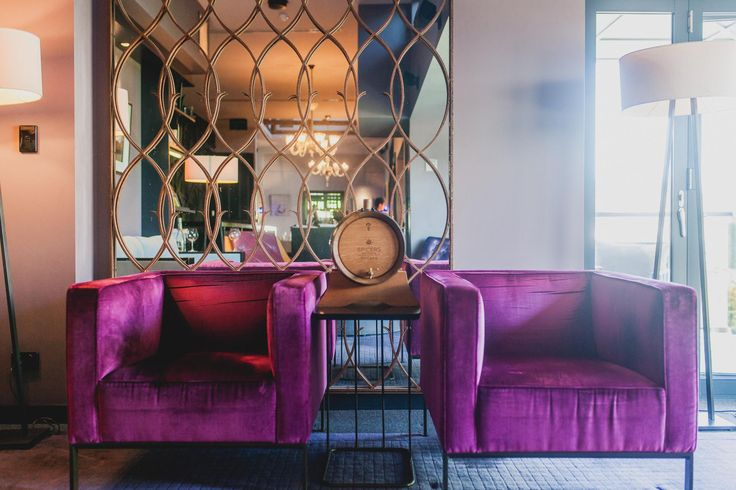 The lounge area at Spicers Balfour Hotel  #spicersretreats #spicersbalfour