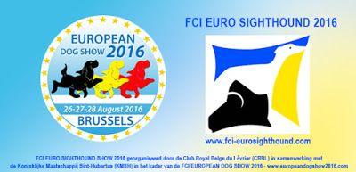 Hondenshow Brussel 2016