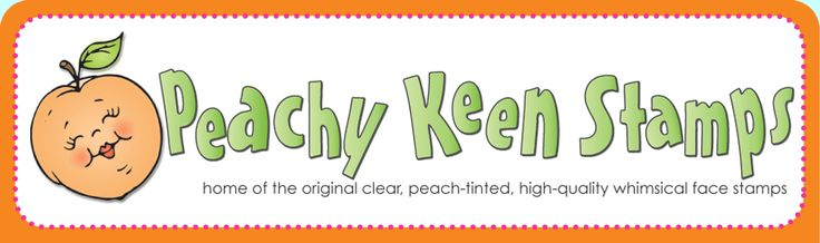 Peachy Keen Stamps has wonderful face stamps for individuals like myself who can not draw faces on my craft projects