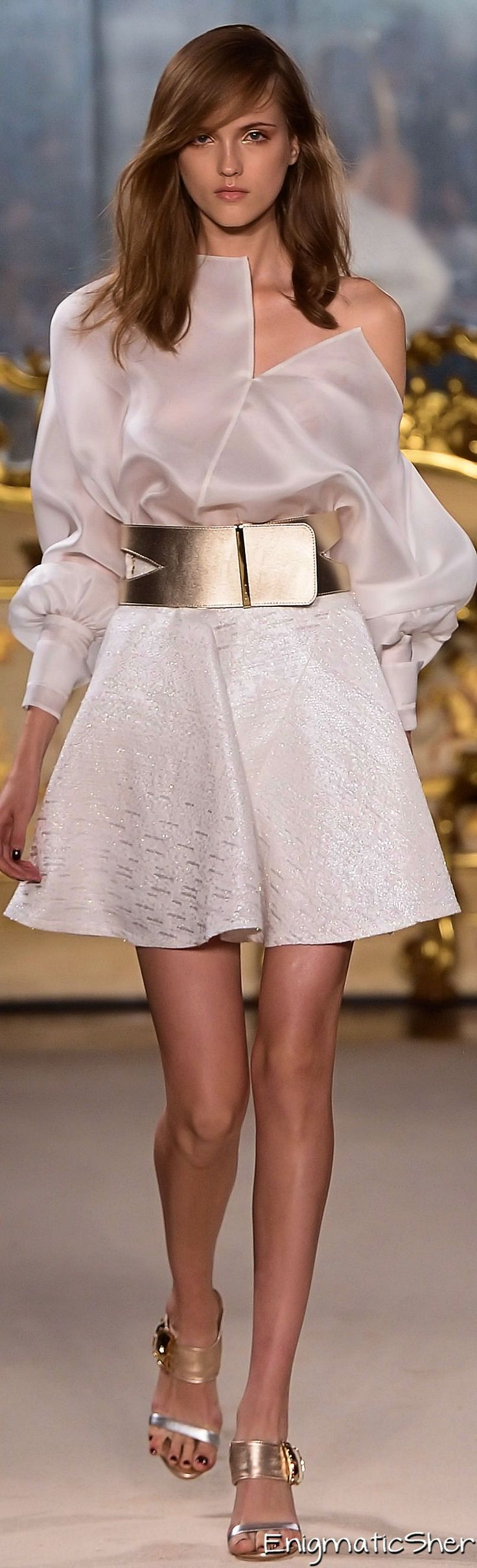 Genny Spring Summer 2015 Ready-To-Wear