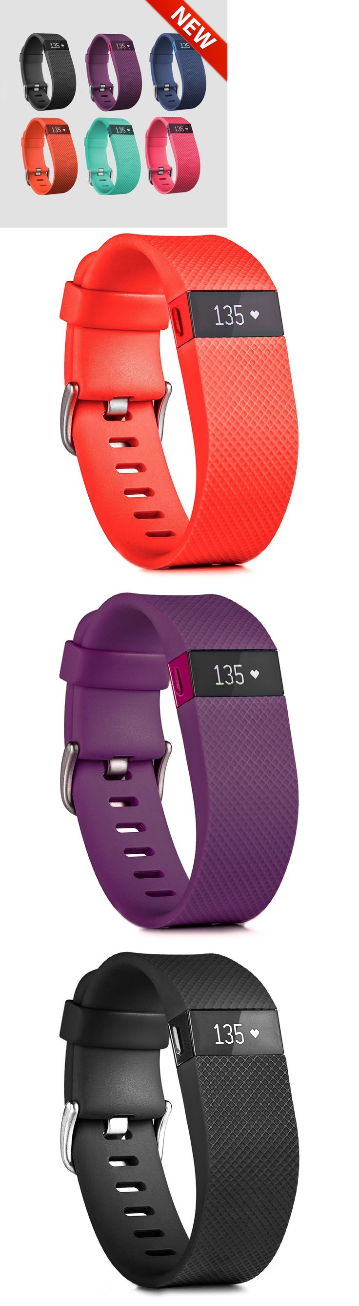 Activity Trackers 179798: Fitbit Charge Hr Activity Heart Rate + Sleep Wristband Large Small Sealed In Box -> BUY IT NOW ONLY: $59.99 on eBay!