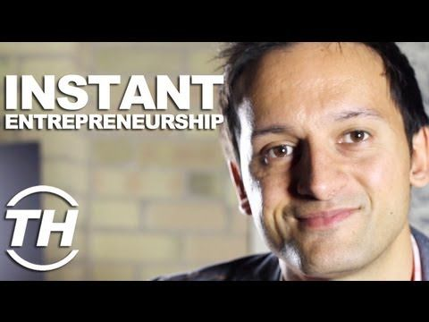 Instant Entrepreneurship - Marcus Daniels Talks Starting Your Own Business Without High Costs #business #entrepreneurship