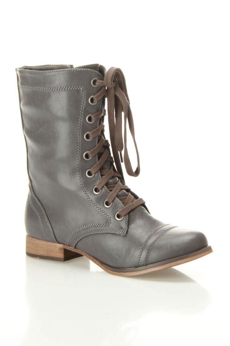 Georgia 21 Army Flat Boots