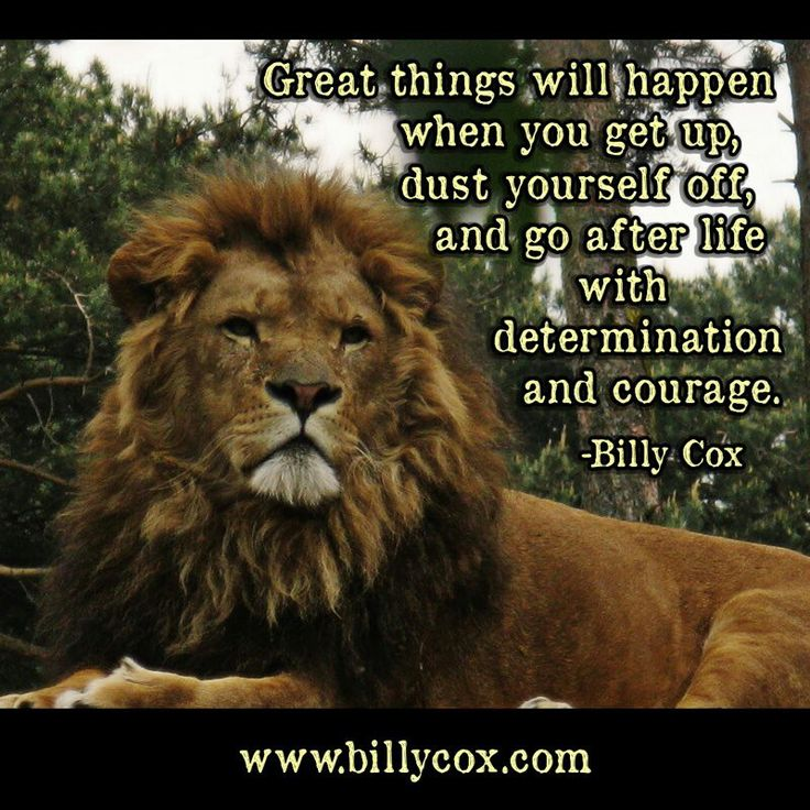 courage faith strength quotes Leadership Pinterest