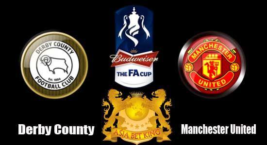 Live Streaming Piala FA  Derby County Vs Manchester United | Nonton TV Online Indonesia Tercepat Dan Terlengkap