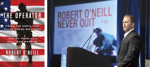"""IGC SHOW KEYNOTE ANNOUNCEMENT! Robert O'Neill, author of """"The Operator: Firing the Shots That Killed Osama bin Laden and My Years as a SEAL Team Warrior,"""" is one of the most highly decorated combat veterans of our time. During his IGC Show keynote this summer, he will deliver gripping stories, effective strategies to manage your independent garden center's """"troops"""" and a highly motivational message that you won't soon forget. Trade show, three keynotes and Tuesday evening's party and concert…"""