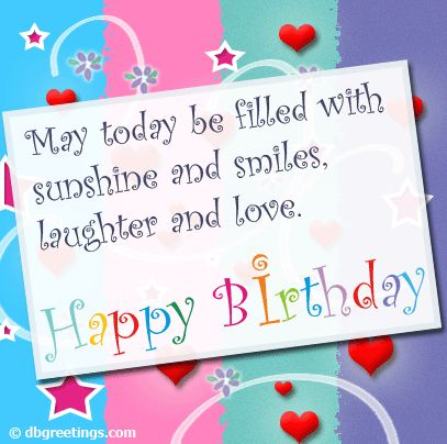 25 best ideas about Birthday messages for lover – Birthday Greetings Wishes Messages