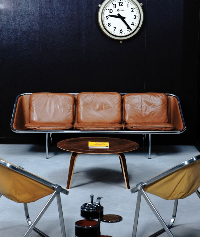 Sling Sofa - George Nelson #midcentury #eames #nelson