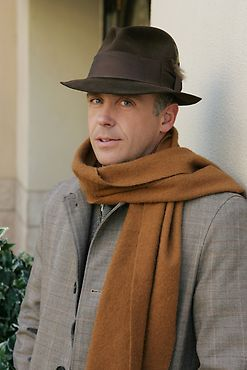 David Eigenberg as firefighter Christopher Herrmann