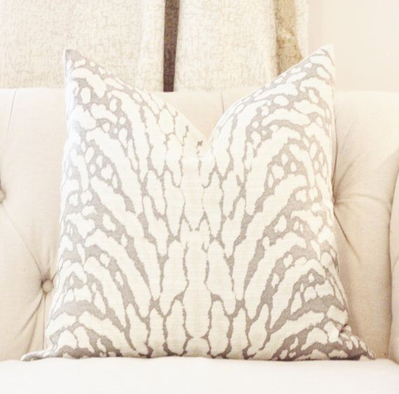 Hey, I found this really awesome Etsy listing at https://www.etsy.com/listing/226335675/animal-print-pillow-gray-zebra-pillow