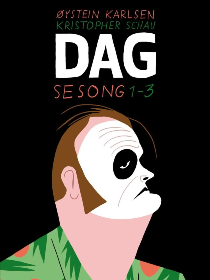 Book cover design for the script of norway's best TV-series